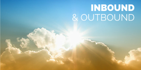 combining inbound and outbound marketing