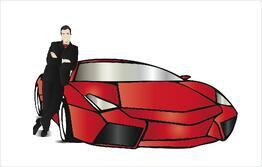 car rebranding
