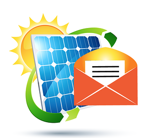 solar direct mail