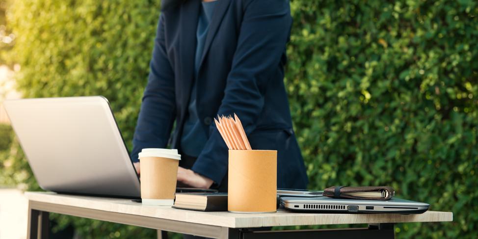 Outdoor Desk