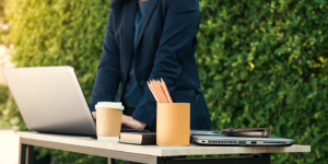 Outdoor Desk