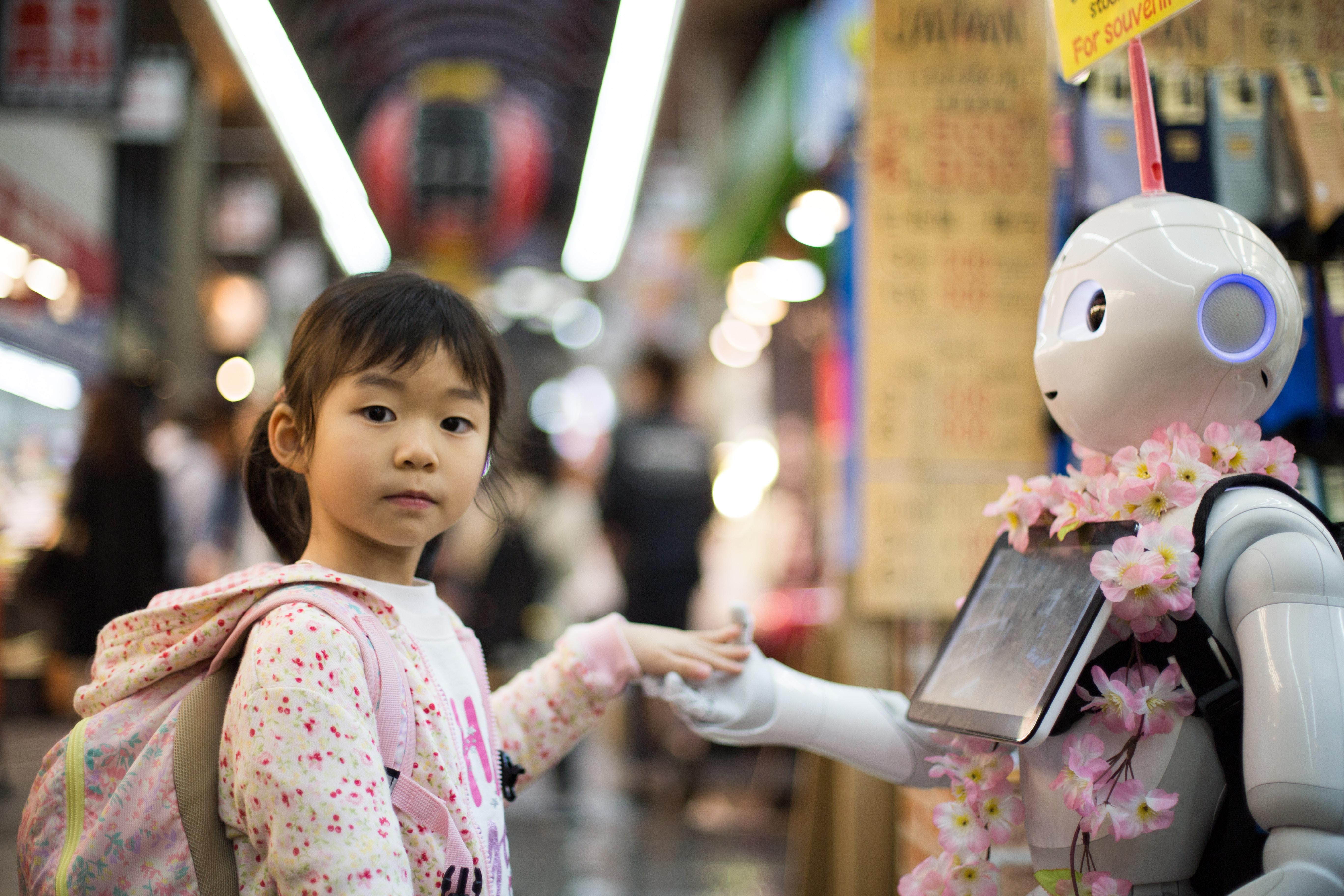 marketing automation robot ai