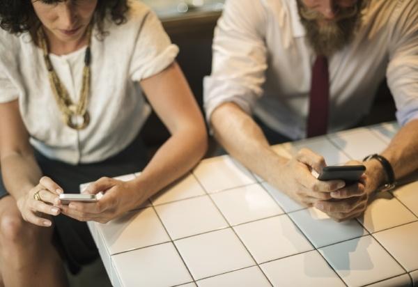 Millennials on Smartphones